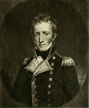 Frederick Lewis Maitland - Captain Frederick Lewis Maitland (1815)