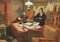 Carl Larsson - Vid Aftonlampan 1908.jpg