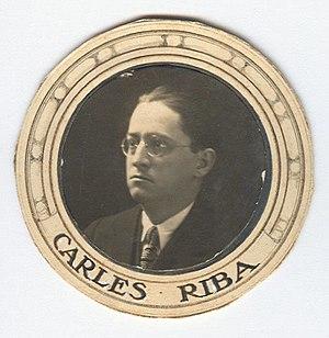 Carles Riba cover