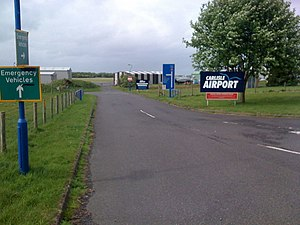 City of Carlisle - Carlisle Lake District Airport