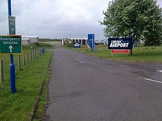 City of Carlisle - Carlisle Lake District Airport
