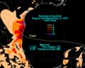 Caroline 1975 rainfall.png