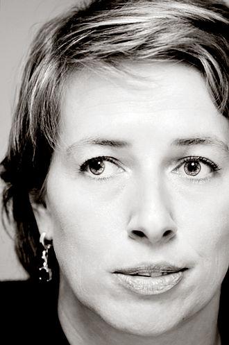2010 Belgian federal election - Caroline Gennez
