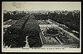 Carte postale - Asnières-sur-Seine - Le Parc de la Mairie , vue prise de l'Hôtel de ville - 9FI-ASN 115.jpg