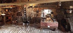 {{pt|Interior da cozinha do Museu da Casa de P...