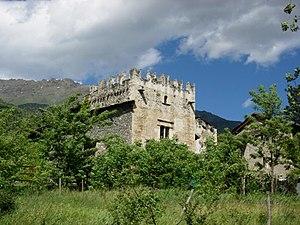 La Casaforte romanica di Chianocco