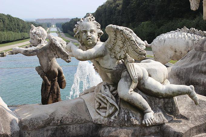 Caserta Venus y Adonis 12