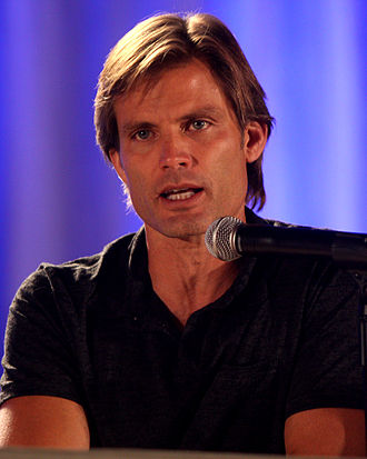Casper Van Dien - Van Dien in May 2012