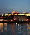Castle and St Vitus Cathedral Night (2538426691).jpg