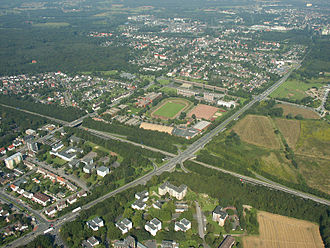 Castrop-Rauxel - Image: Castrop Stadtmittelpunkt