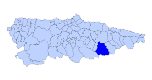 Casu Asturies map.svg