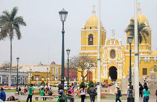 Foundation of Trujillo, Peru