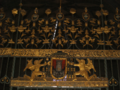 Catedral de Coria. Reja del coro..TIF