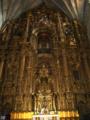 Catedral de Coria. Retablo mayor.TIF