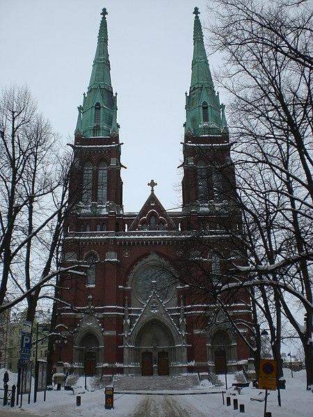 File:Catedral de Johanneksenkirkko, Helsinki (febrer 2012) - panoramio.jpg