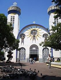 Catedral de nuestra señora de La Soledad (Acapulco, Mex.).JPG