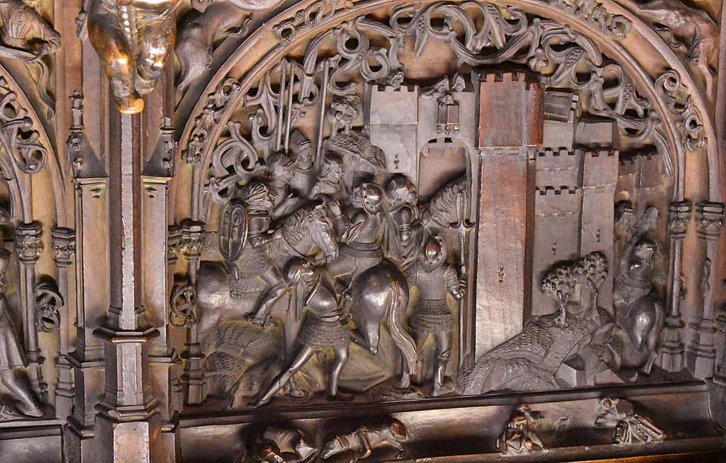 Cathedral of Toledo, choir (9) (29475665350).jpg