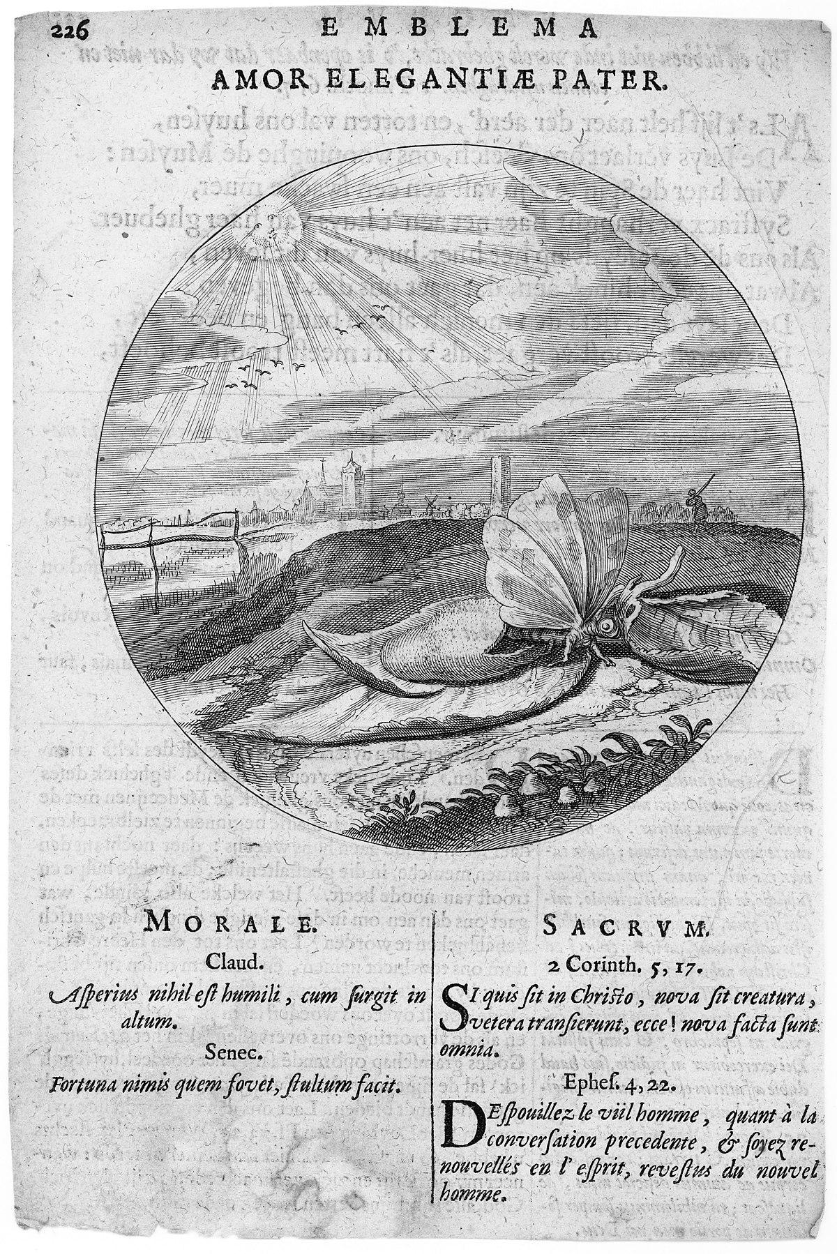 Emblem Kunstform Wikipedia
