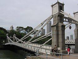 Cavenagh Bridge 3, Dec 05.JPG