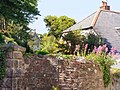 Cawsand Cottage and wall - geograph.org.uk - 845408.jpg