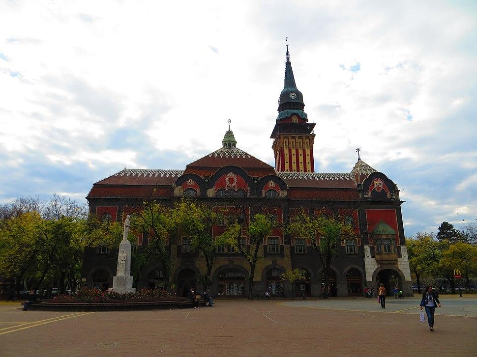 Centar I, Subotica, Serbia - panoramio (4)