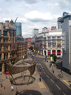 Exchange Square, Manchester - Wikipedia