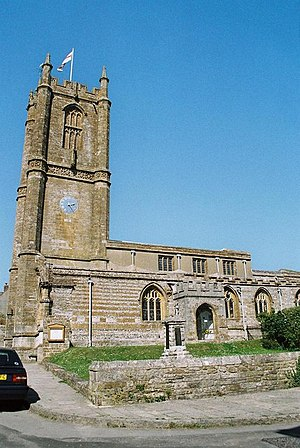 Cerne Abbas - Parish church of St Mary