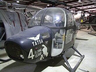 Cessna CH-1 Skyhook - CH-1B designated YH-41