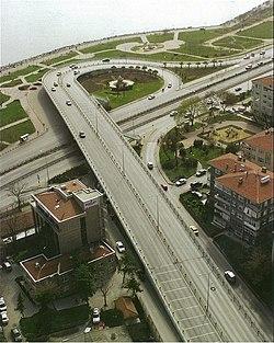 Bakırköy from Cevizlik sea side