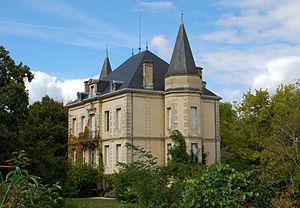 Beautiran - Chateau
