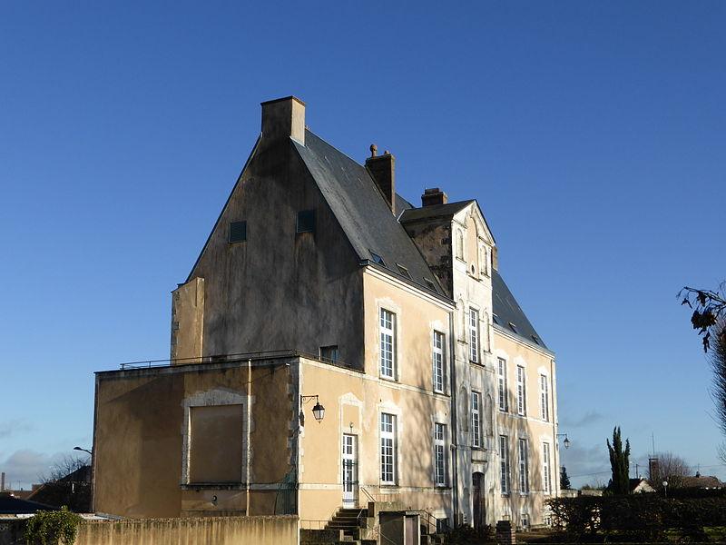 Château de La Loupe, en Eure-et-Loir.