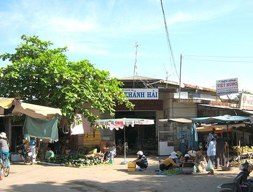 Chợ Khánh Hải