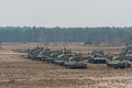 Challenger 2 Tanks in Poland for Exercise Black Eagle MOD 45158302.jpg