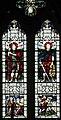 Chapel of St. John the Baptist, Rossall School, Fleetwood - Window - geograph.org.uk - 382444.jpg
