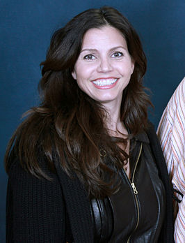 Charisma Carpenter in 2010