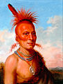 Charles Bird King - Sharitarish (Wicked Chief), Pawnee - Google Art Project.jpg