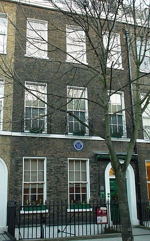 Doughty Street - Image: Charles Dickens Museum