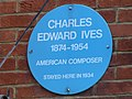 Charles Edward Ives plaque.jpg