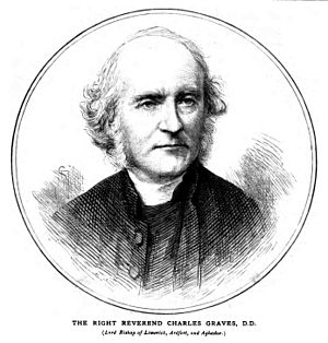 Charles Graves (bishop) - Charles Graves