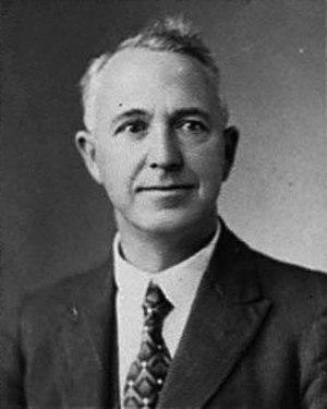 Hauraki by-election, 1931 - Image: Charles Robert Petrie