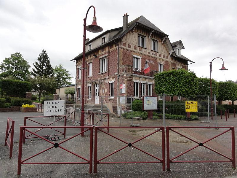Charmes (Aisne) mairie