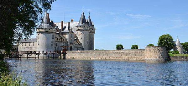 Chateau de Sully.
