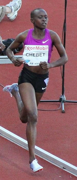 Winny Chebet - Winny Chebet in 2010