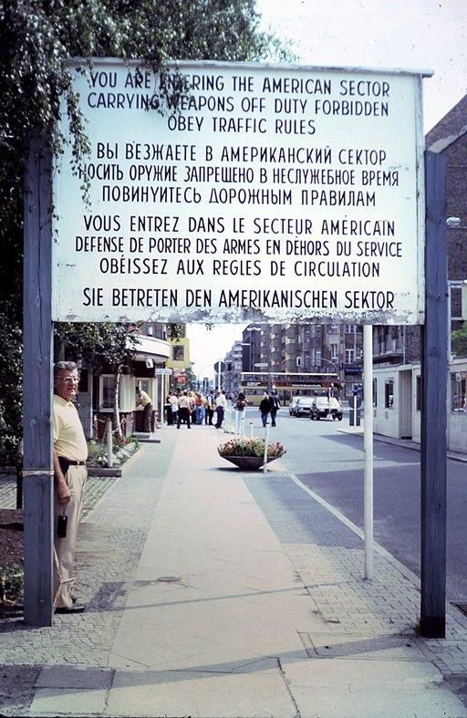 CheckpointCharlieSign1981