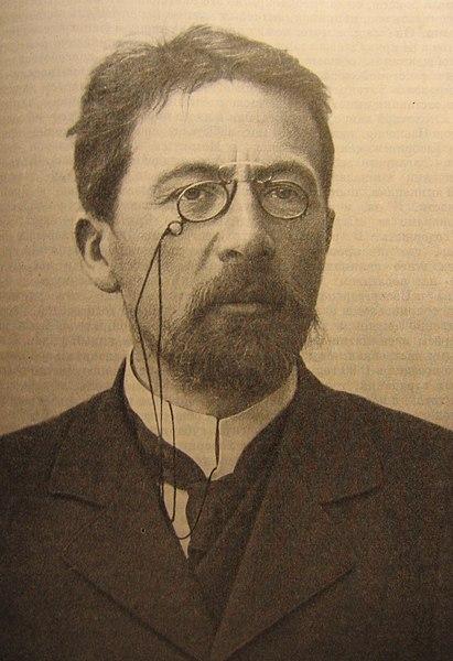 """А.П.Чехов ( источник """"Википедия"""")"""