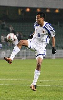 Cheng Siu Wai Hong Kong footballer