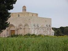 Basilica santa Maria maggiore in Siponto - Manfredonia