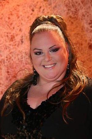 Chiara Siracusa - Chiara in 2009