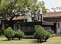 Chikan Tower - Dutch surrender statue.jpg