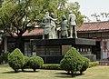 Chikan Tower - Dutch surrender statue.jpg